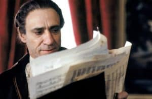 Antonio Salieri an INTJ fictional character