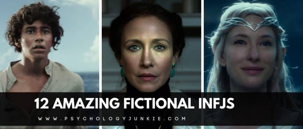 Discover 12 INFJ characters that can give you a deeper understanding of this rare personality type. #MBTI #INFJ #Personality