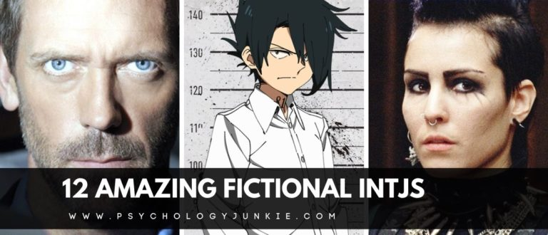 12 Amazing Fictional INTJ Characters