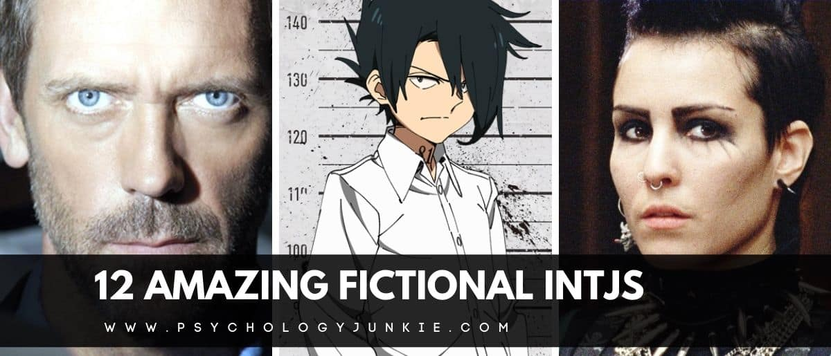 Discover twelve incredible #INTJ fictional characters. #MBTI #Personality