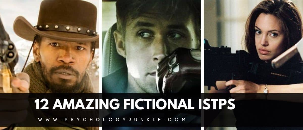 Find out which famous movie and television characters have the #ISTP personality type. #MBTI #Personality