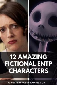 Explore a diverse array of fictional #ENTP characters from your favorite movies, books, or television shows! #MBTI #Personality