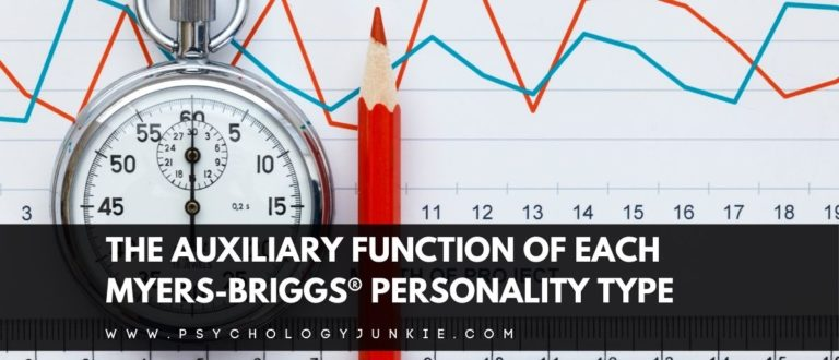 The Auxiliary Function of Every Myers-Briggs® Personality Type