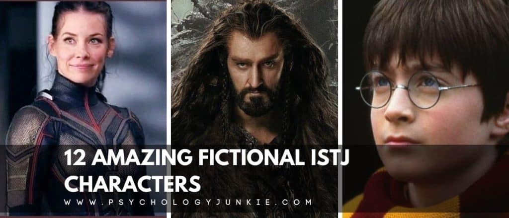 Discover 12 memorable #ISTJ characters from movies and books! #MBTI #Personality