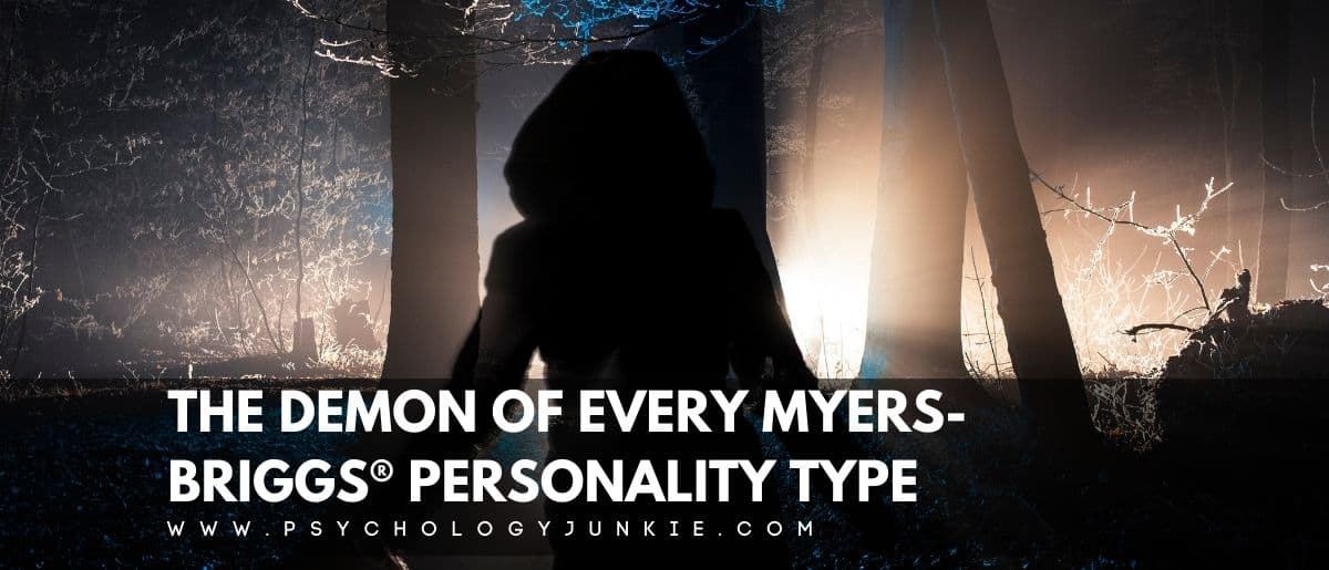 Get an in-depth look at the 8th cognitive function of every Myers-Briggs personality type and how it shows up in projections, stress, and more. #MBTI #Personality #INFJ #INFP