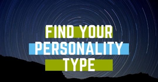 Find your personality type