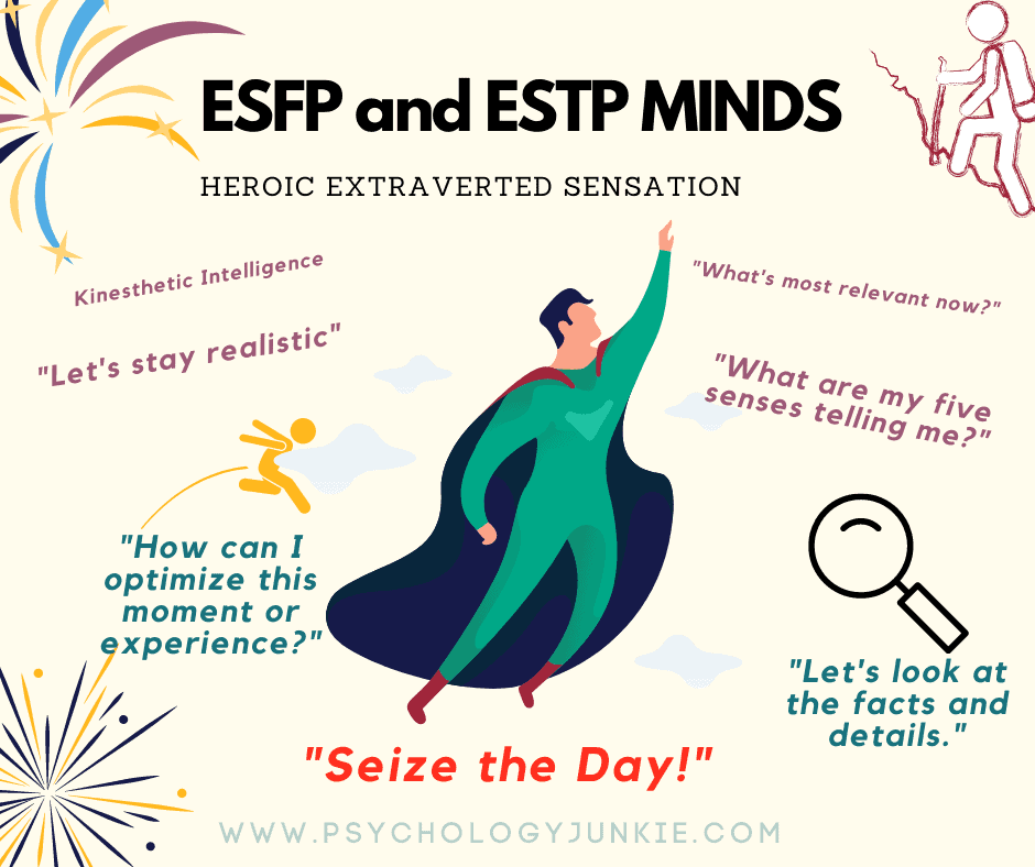 Extraverted Sensation (Se)