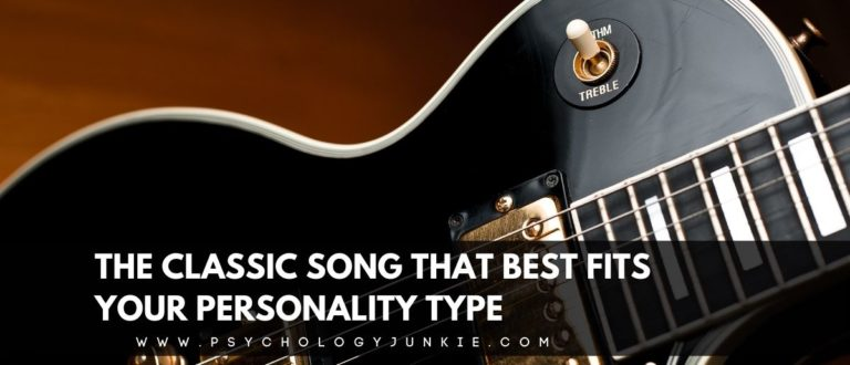 The Classic Song That Best Fits Your Personality Type