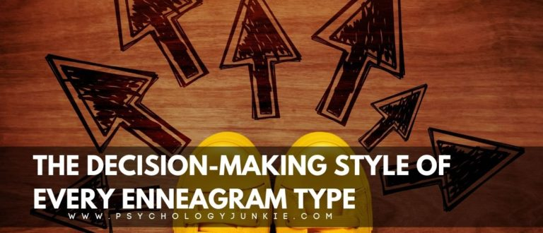 The Decision-Making Style of Every Enneagram Type