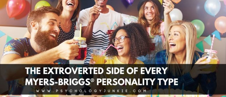 The Extroverted Side of Every Myers-Briggs® Personality Type