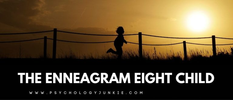The Enneagram Eight Child