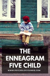 Get an in-depth look at the strengths and struggles of the Enneagram Five personality type. #Enneagram #Personality
