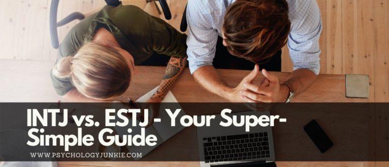 INTJ vs ESTJ – Your Super-Simple Guide
