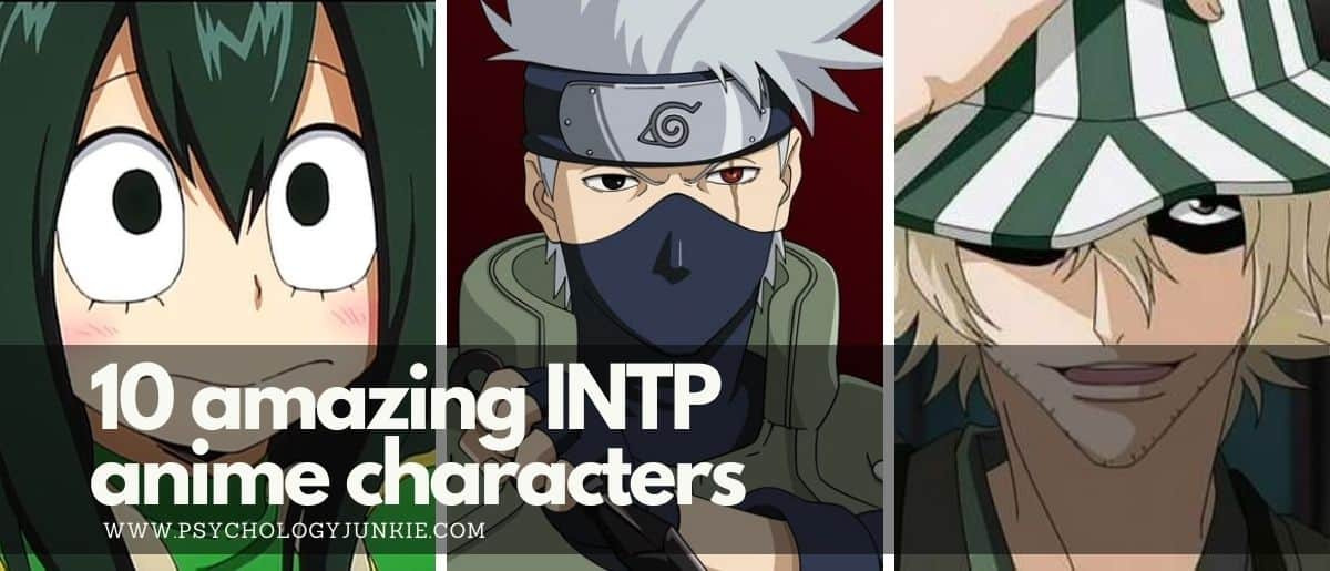 Discover 10 of the most memorable INTP anime characters. #INTP #MBTI #Personality