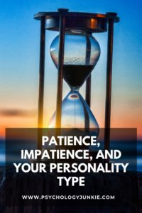 Find out what makes each personality type lose their cool, and which things they are especially patient about. #MBTI #Personality #INFJ #INFP