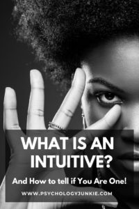 Wonder what an intuitive is in the Myers-Briggs system? Find out in this informative, in-depth article! #MBTI #INFJ #Personality