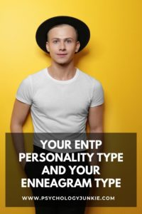 An exploration of how the Nine Enneagram types can show up in the ENTP personality type. #MBTI #Personality #ENTP