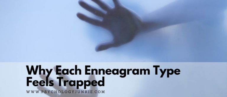 Why Each Enneagram Type Feels Trapped