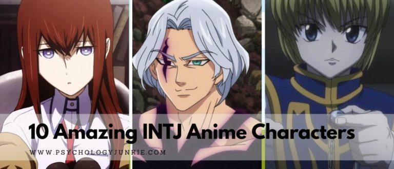 10 Amazing INTJ Anime Characters
