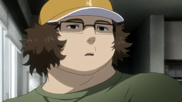 Hashida Itaru, an ISTP anime character