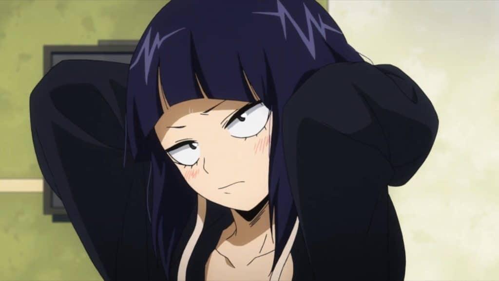 Kyouka Jiro, an ISTP anime character
