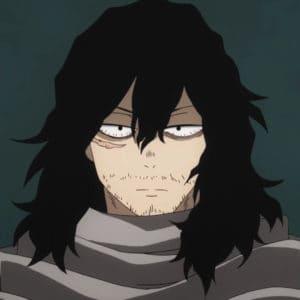 Shoto Aizawa, an ISTP anime character