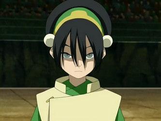 Toph Beifong, an ISTP anime character