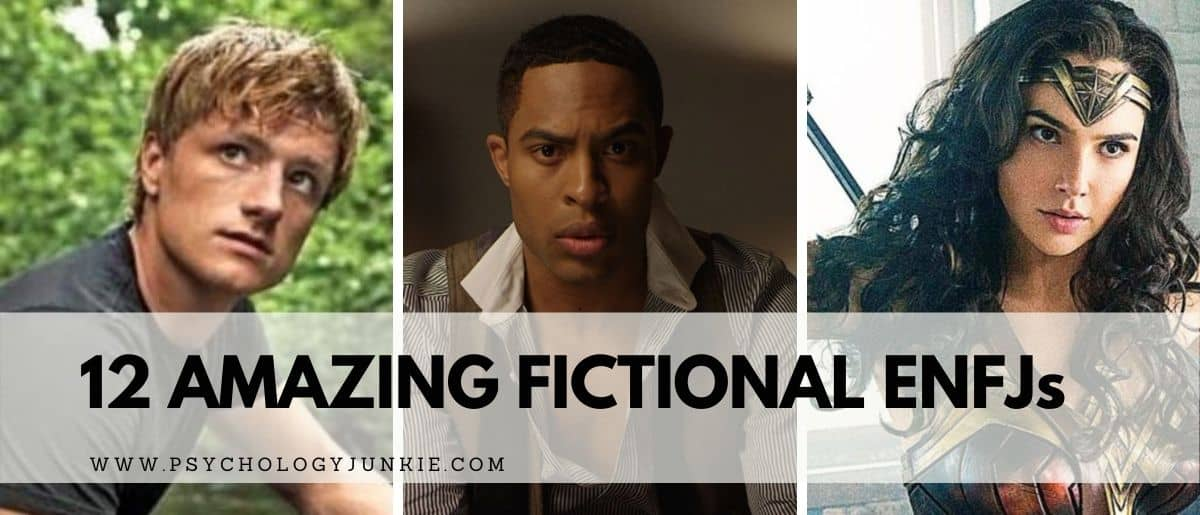 Discover 12 of the most memorable fictional ENFJs of all time. #ENFJ #MBTI #Personality