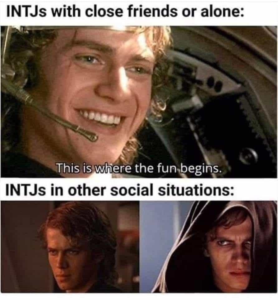 INTJ Meme