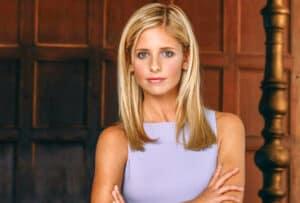 Buffy the Vampire Slayer ESFP