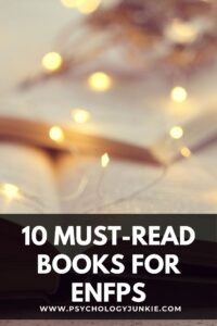Discover the ten books that ENFPs recommend again and again! #ENFP #Personality
