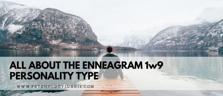 All About the Enneagram 1w9 Personality Type