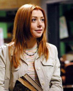 Willow Rosenberg ISFJ