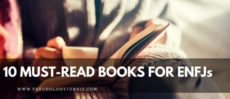 10 Must-Read Books for ENFJs