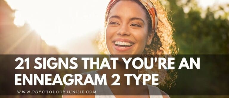 21 Signs That You're an Enneagram 2 Type