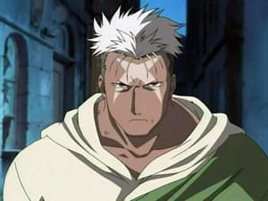 Scar Fullmetal Alchemist